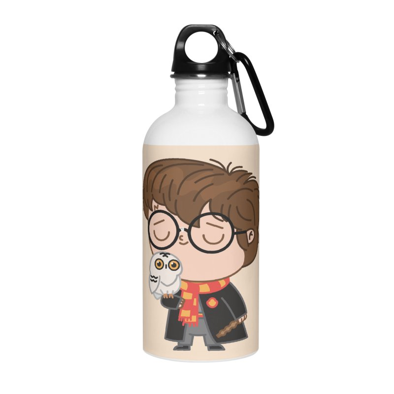 Harry Accessories Water Bottle by Pepe Rodríguez