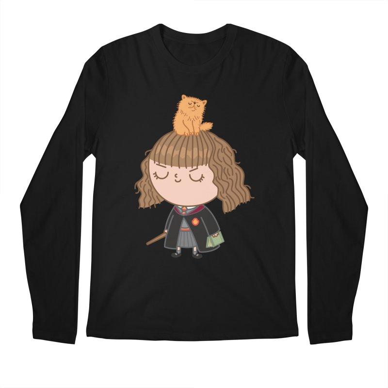 Hermione Men's Regular Longsleeve T-Shirt by Pepe Rodríguez