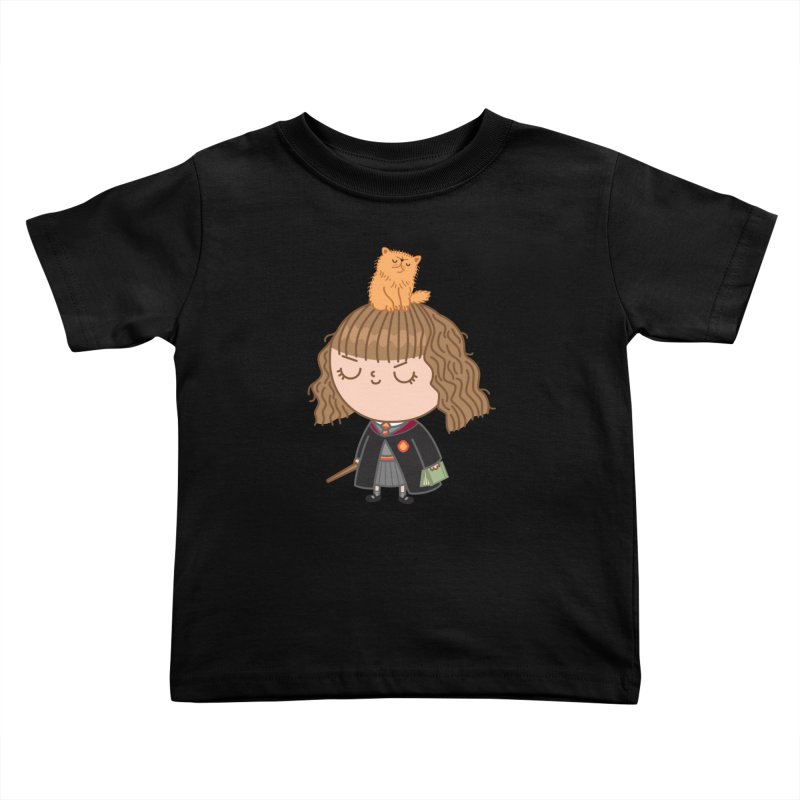 Hermione Kids Toddler T-Shirt by Pepe Rodríguez