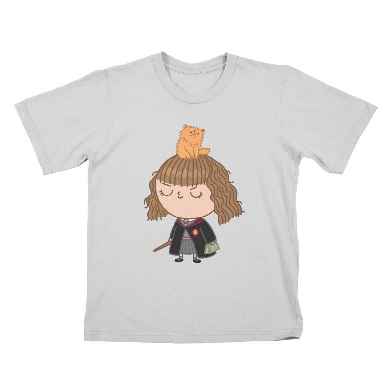 Hermione Kids T-Shirt by Pepe Rodríguez