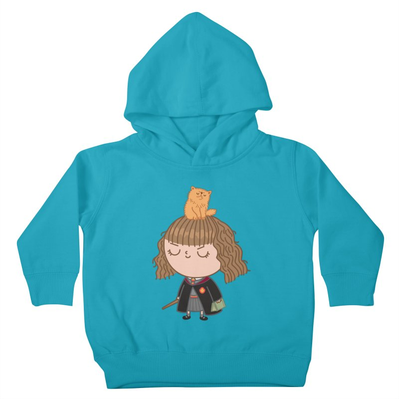 Hermione Kids Toddler Pullover Hoody by Pepe Rodríguez