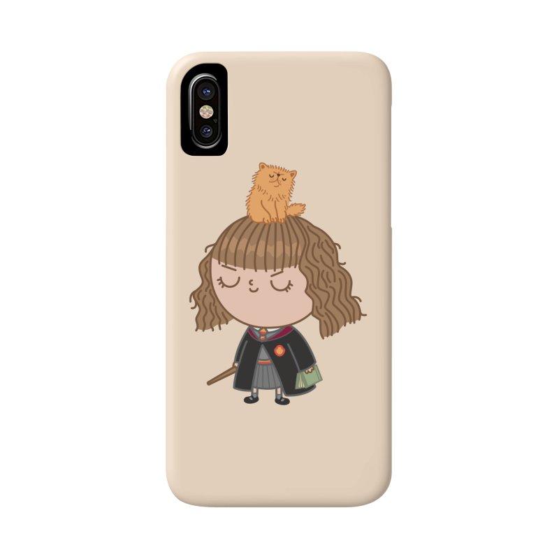 Hermione Accessories Phone Case by Pepe Rodríguez