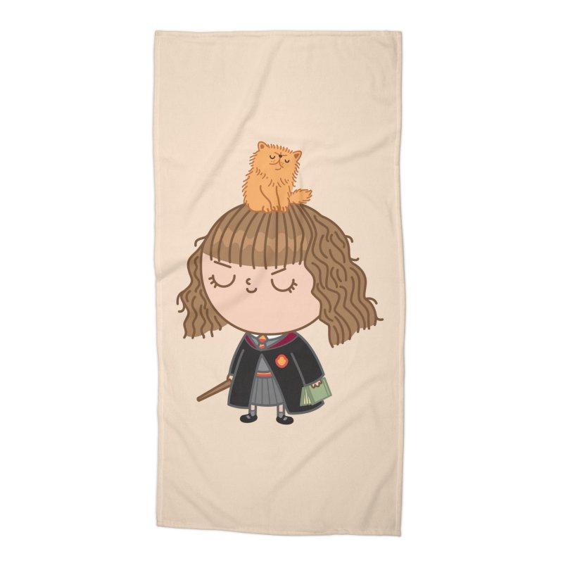 Hermione Accessories Beach Towel by Pepe Rodríguez