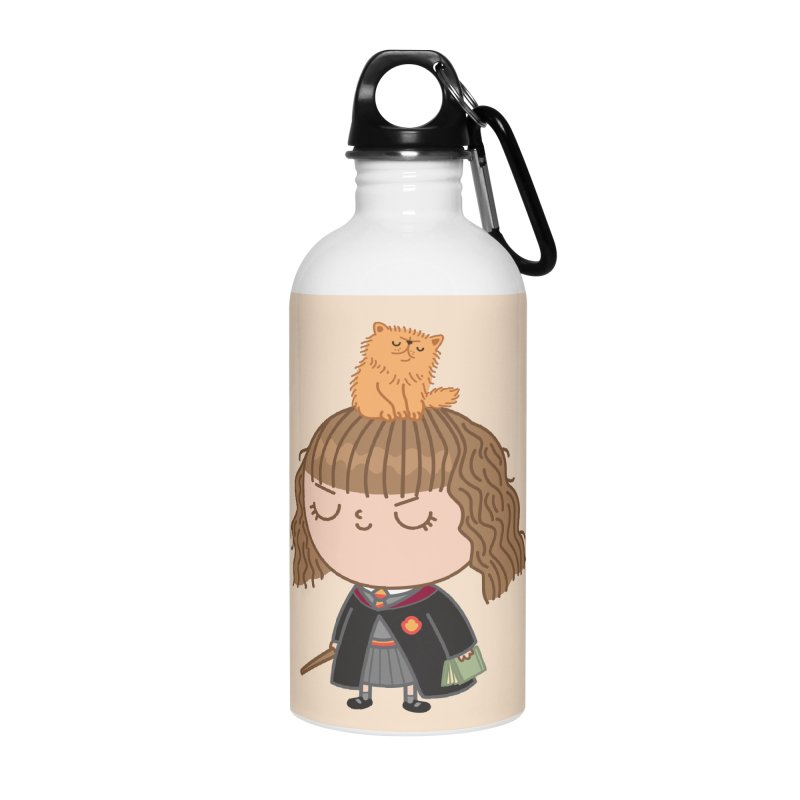 Hermione Accessories Water Bottle by Pepe Rodríguez
