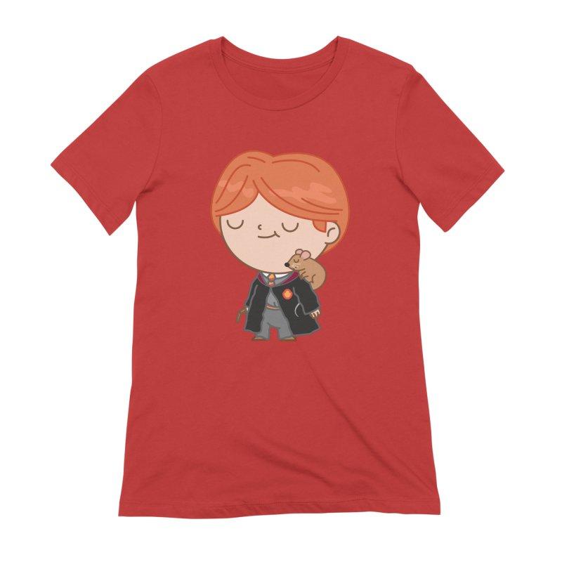 Ron Women's Extra Soft T-Shirt by Pepe Rodríguez