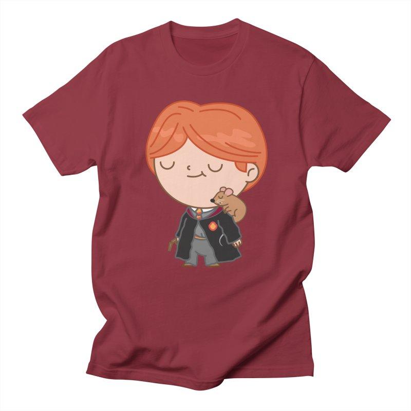 Ron Women's Regular Unisex T-Shirt by Pepe Rodríguez