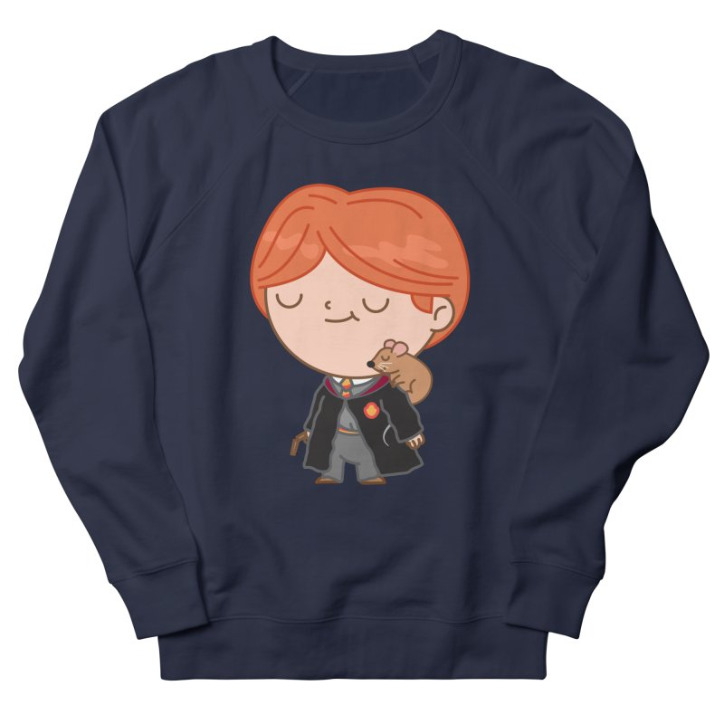 Ron Men's French Terry Sweatshirt by Pepe Rodríguez
