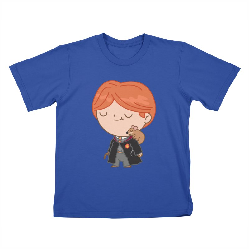 Ron Kids T-Shirt by Pepe Rodríguez