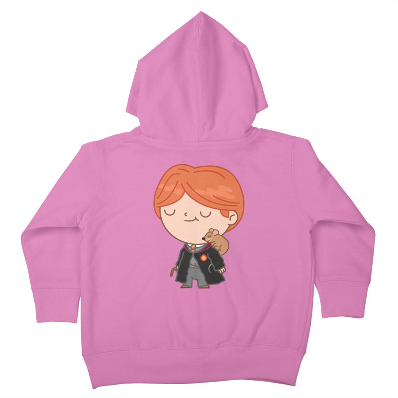 Ron Kids Toddler Zip-Up Hoody by Pepe Rodríguez