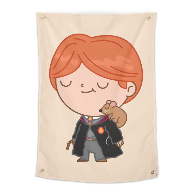 Ron Home Tapestry by Pepe Rodríguez