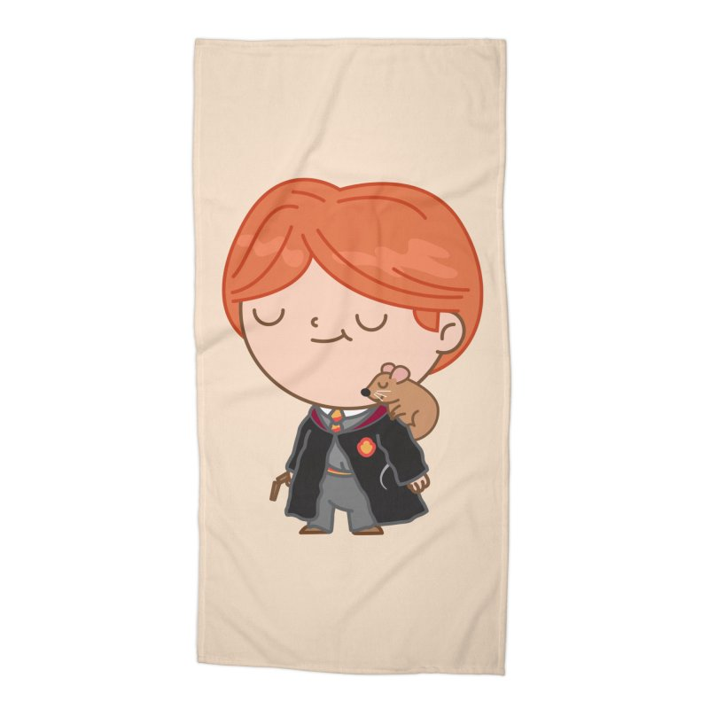 Ron Accessories Beach Towel by Pepe Rodríguez