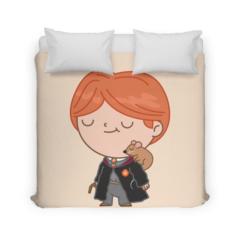 Ron Home Duvet by Pepe Rodríguez
