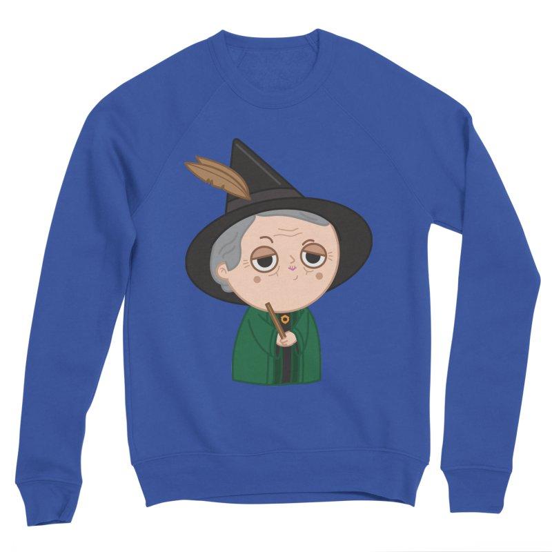 Professor Mcgonagall Men's Sponge Fleece Sweatshirt by Pepe Rodríguez