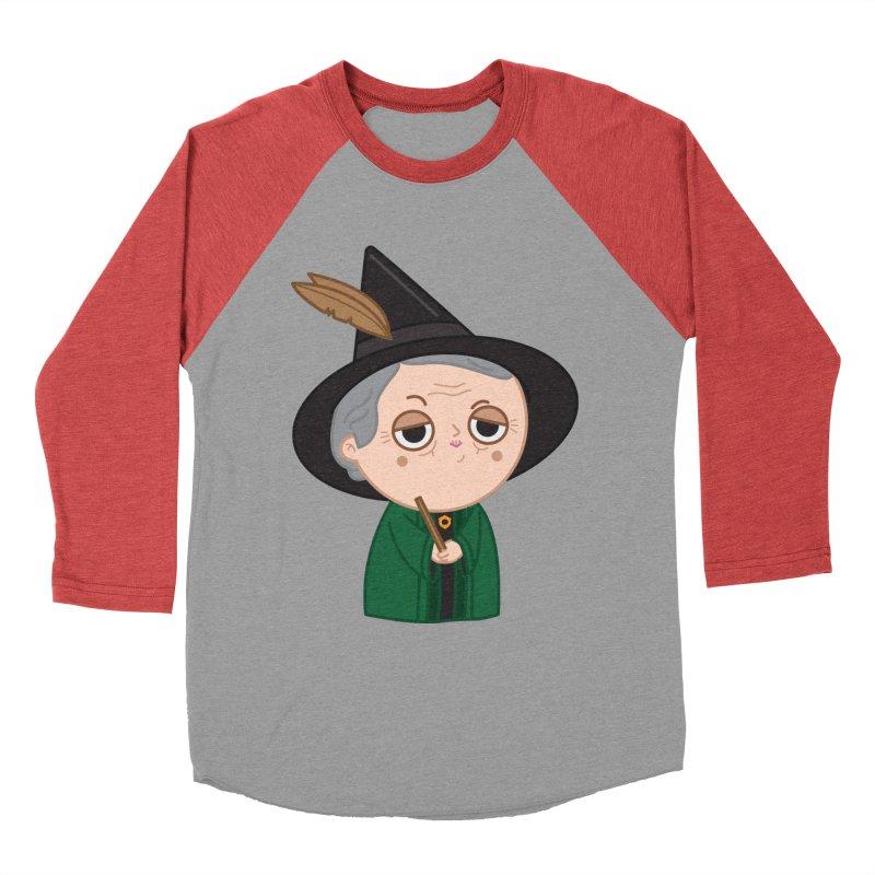 Professor Mcgonagall Men's Longsleeve T-Shirt by Pepe Rodríguez