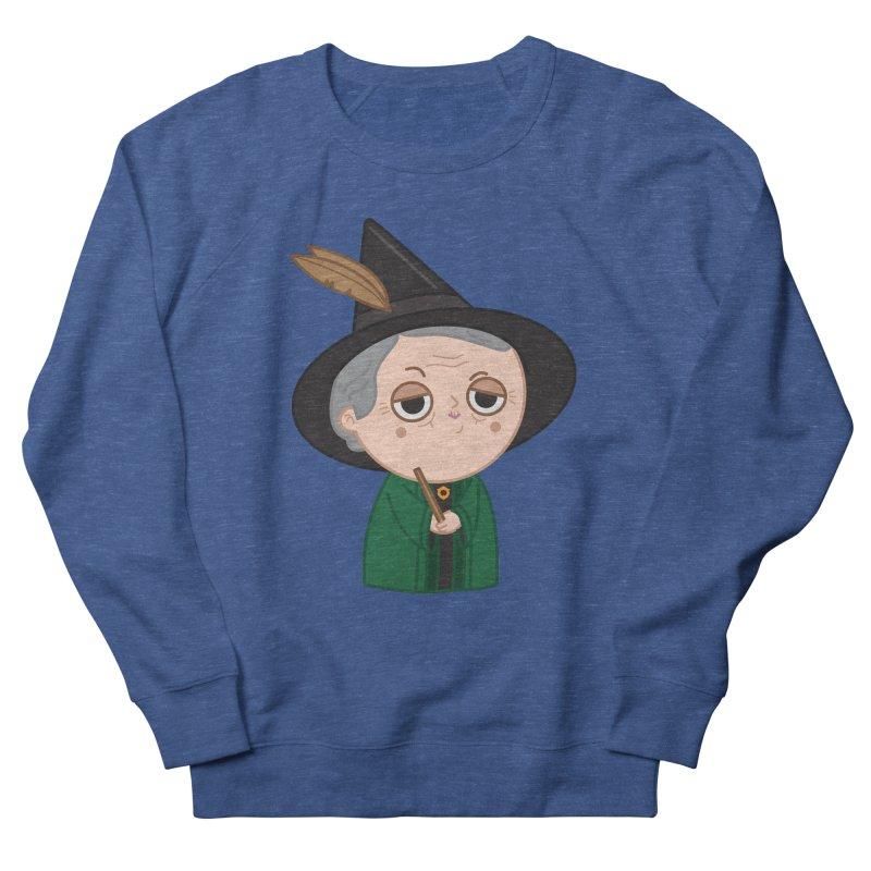 Professor Mcgonagall Women's French Terry Sweatshirt by Pepe Rodríguez