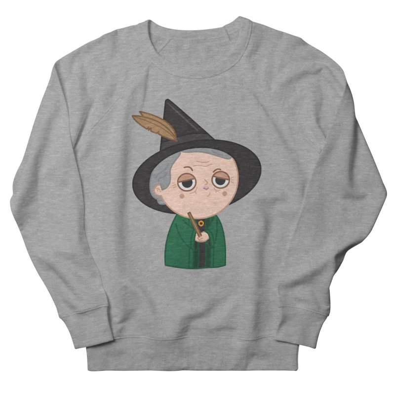Professor Mcgonagall Women's French Terry Sweatshirt by Pepe Rodríguez