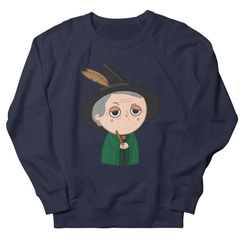 Professor Mcgonagall Men's French Terry Sweatshirt by Pepe Rodríguez