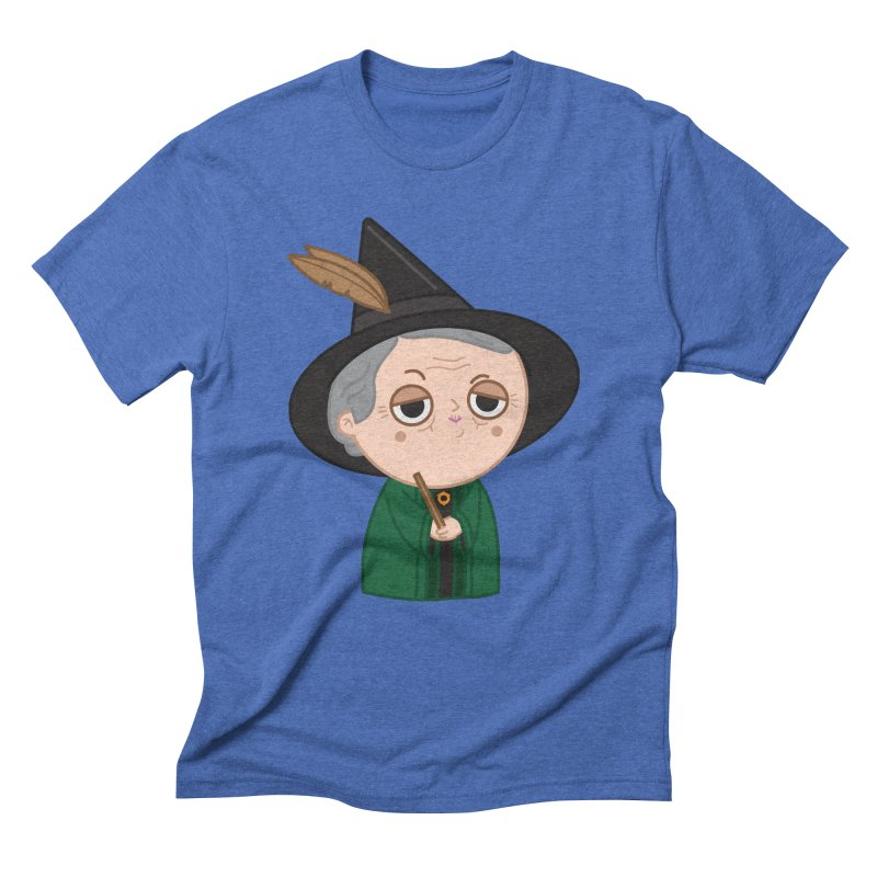 Professor Mcgonagall Men's Triblend T-Shirt by Pepe Rodríguez
