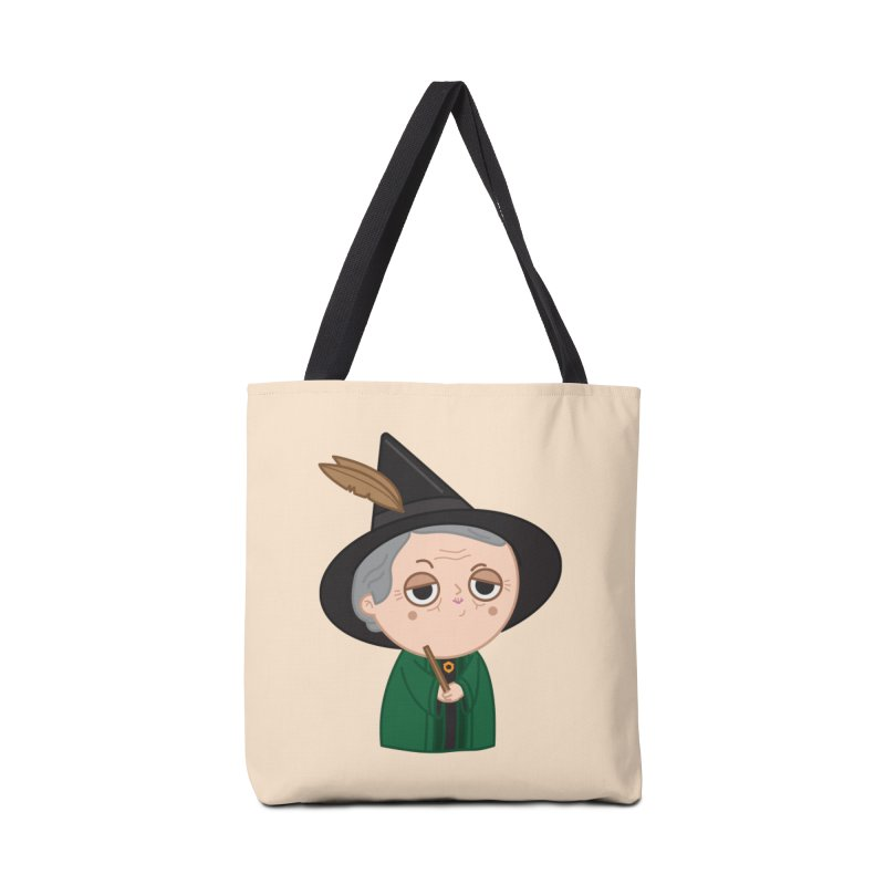 Professor Mcgonagall Accessories Bag by Pepe Rodríguez