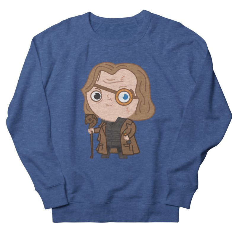 Mad Eye Women's French Terry Sweatshirt by Pepe Rodríguez