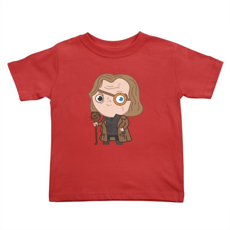 Mad Eye Kids Toddler T-Shirt by Pepe Rodríguez