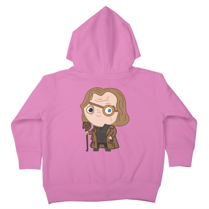Mad Eye Kids Toddler Zip-Up Hoody by Pepe Rodríguez
