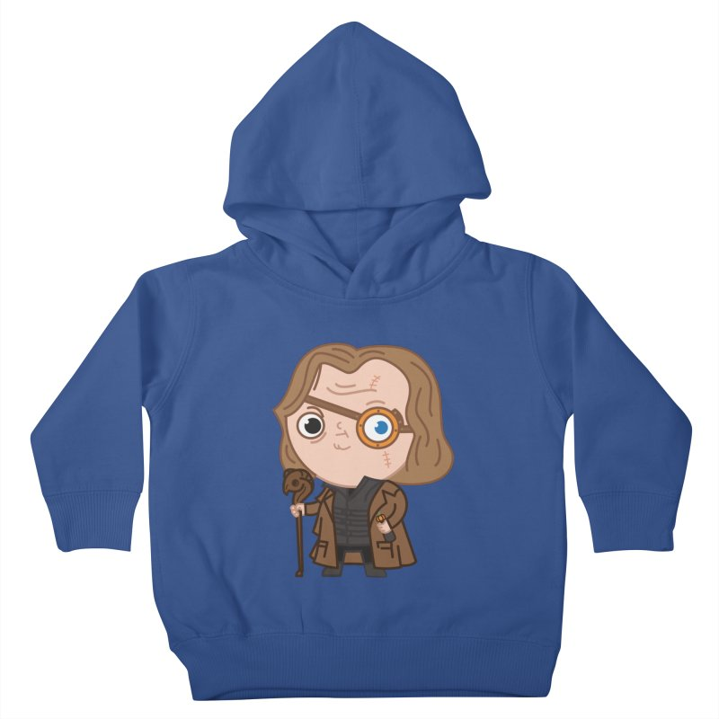 Mad Eye Kids Toddler Pullover Hoody by Pepe Rodríguez