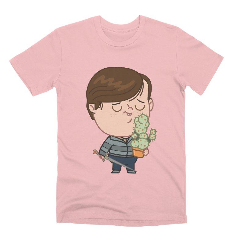 Neville Men's Premium T-Shirt by Pepe Rodríguez