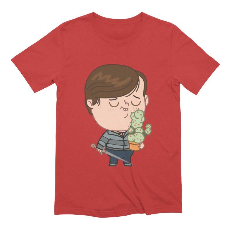Neville Men's Extra Soft T-Shirt by Pepe Rodríguez