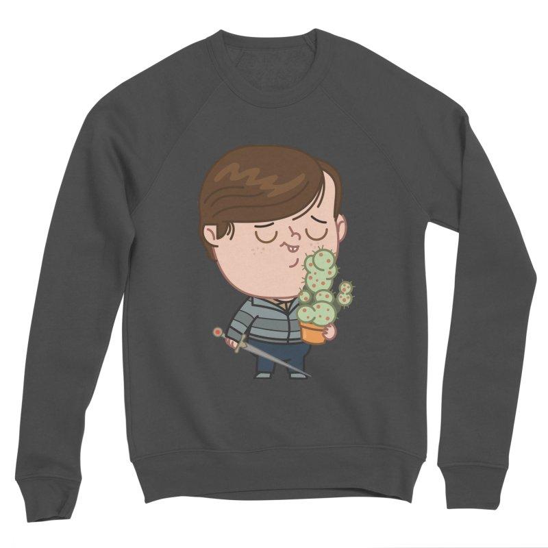 Neville Women's Sponge Fleece Sweatshirt by Pepe Rodríguez
