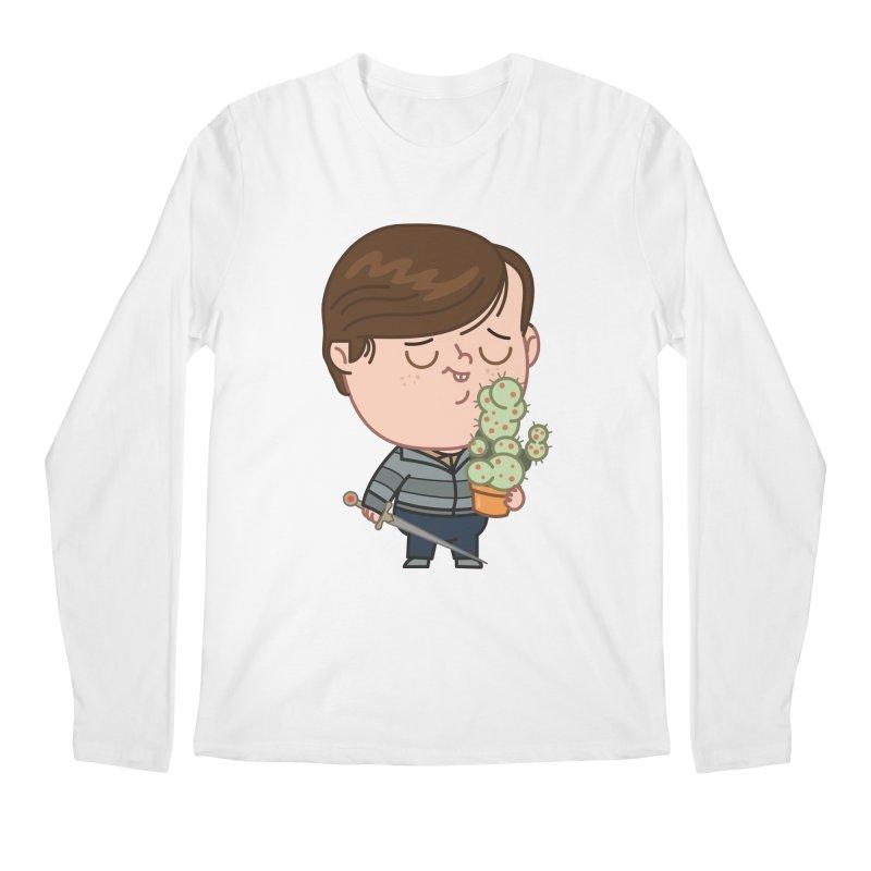 Neville Men's Regular Longsleeve T-Shirt by Pepe Rodríguez