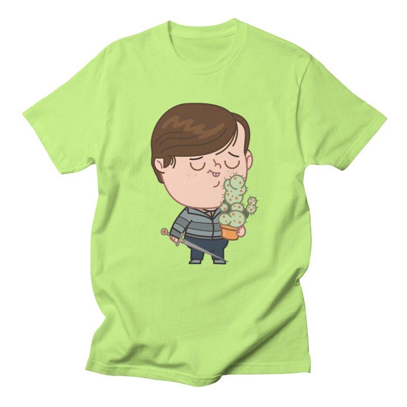 Neville Men's Regular T-Shirt by Pepe Rodríguez