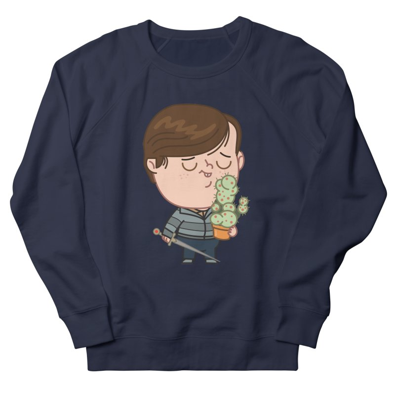 Neville Men's French Terry Sweatshirt by Pepe Rodríguez