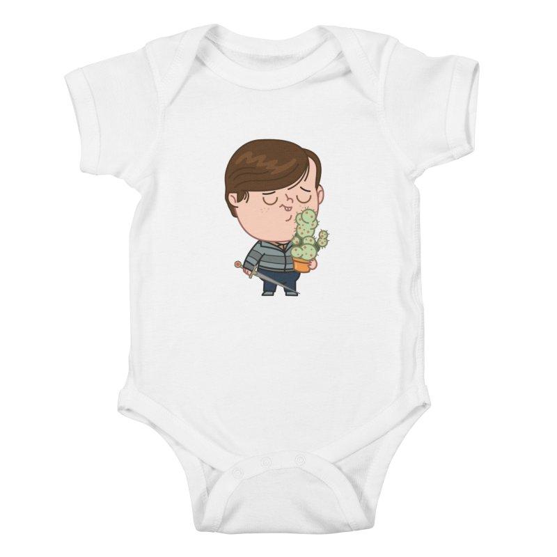 Neville Kids Baby Bodysuit by Pepe Rodríguez