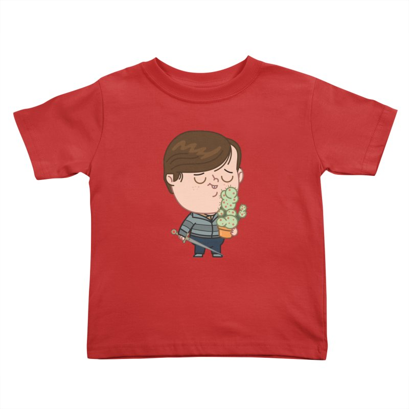 Neville Kids Toddler T-Shirt by Pepe Rodríguez
