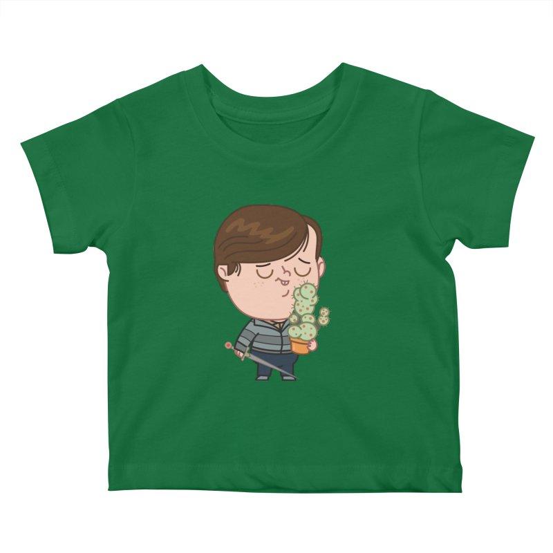 Neville Kids Baby T-Shirt by Pepe Rodríguez