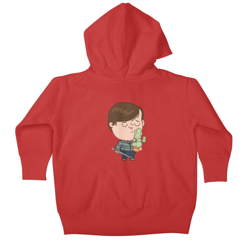 Neville Kids Baby Zip-Up Hoody by Pepe Rodríguez