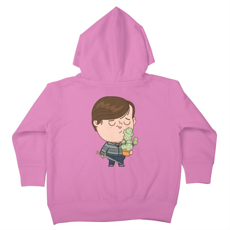 Neville Kids Toddler Zip-Up Hoody by Pepe Rodríguez