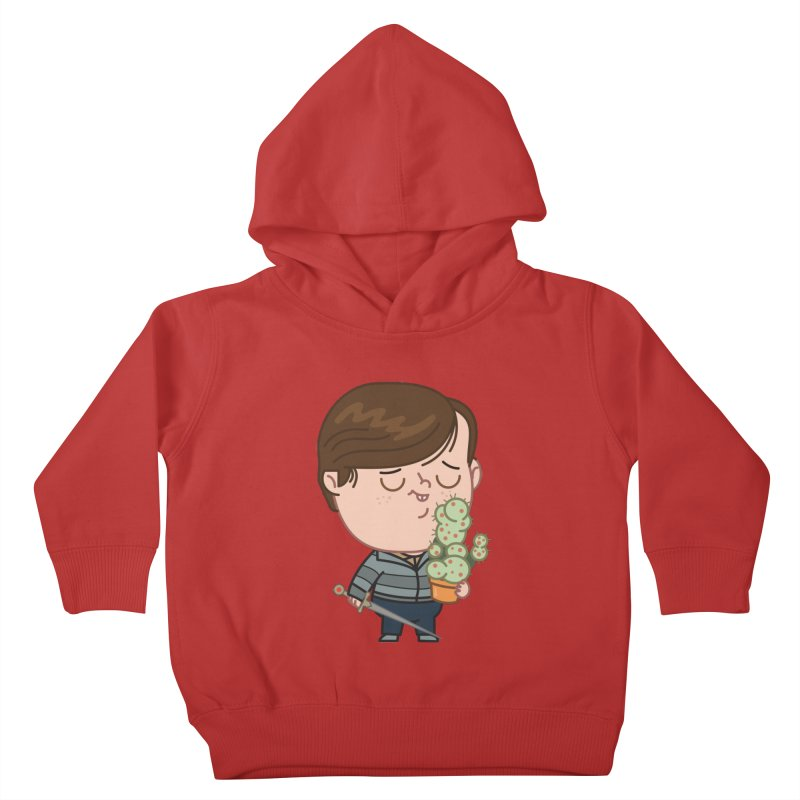 Neville Kids Toddler Pullover Hoody by Pepe Rodríguez