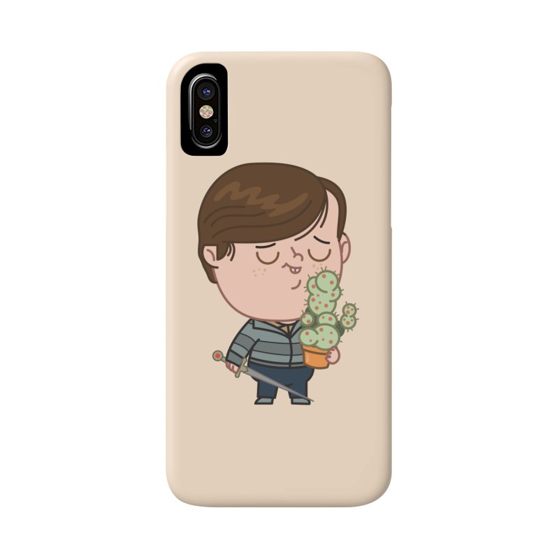 Neville Accessories Phone Case by Pepe Rodríguez