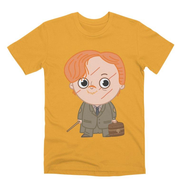 Proffessor Lupin Men's Premium T-Shirt by Pepe Rodríguez