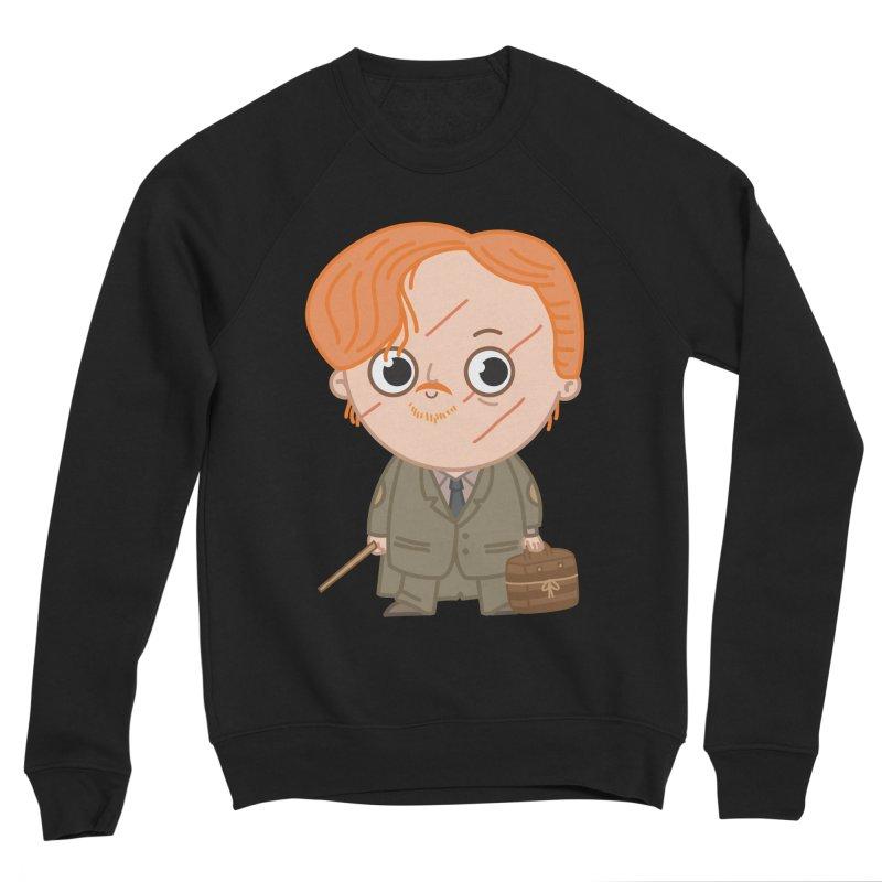Proffessor Lupin Men's Sponge Fleece Sweatshirt by Pepe Rodríguez