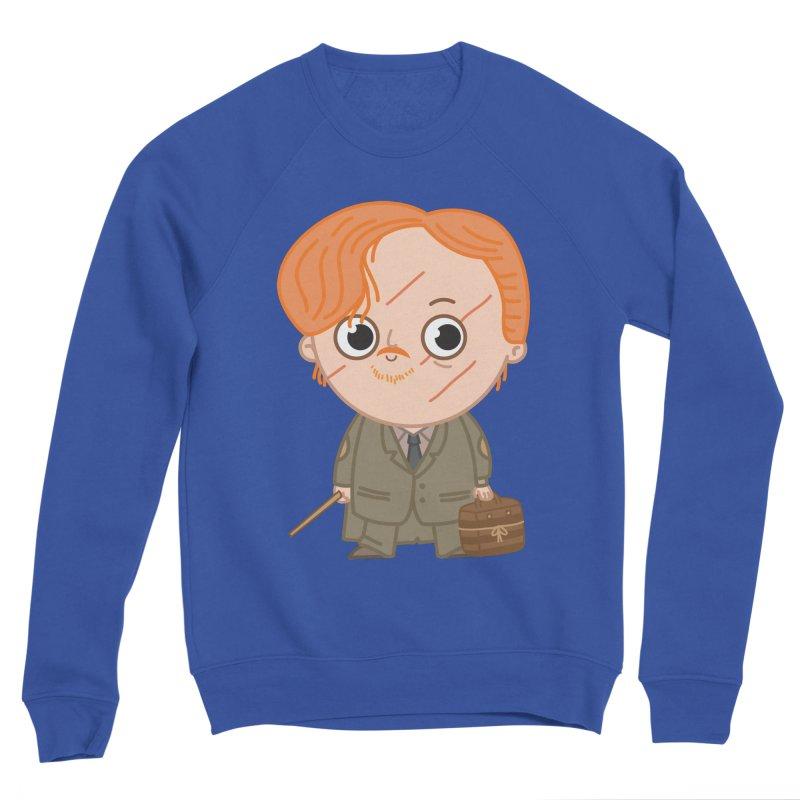 Proffessor Lupin Women's Sponge Fleece Sweatshirt by Pepe Rodríguez