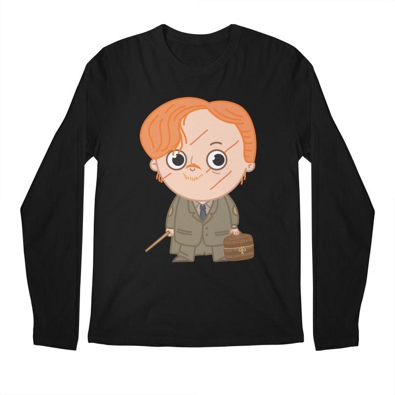 Proffessor Lupin Men's Regular Longsleeve T-Shirt by Pepe Rodríguez