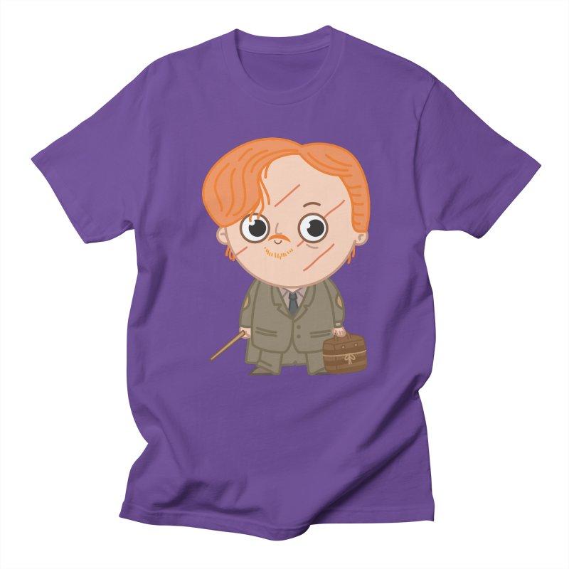 Proffessor Lupin Men's Regular T-Shirt by Pepe Rodríguez