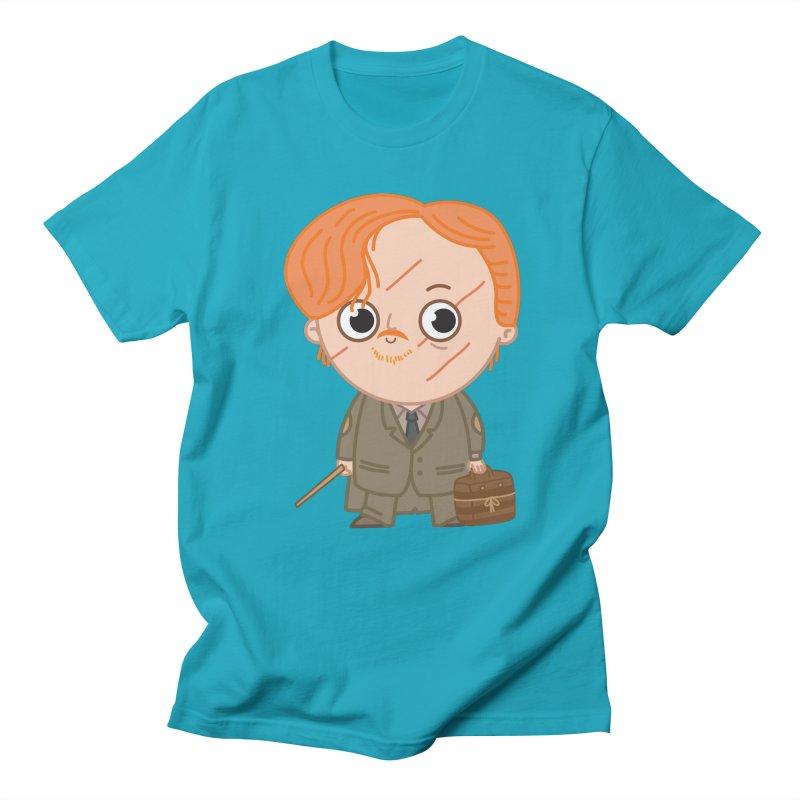 Proffessor Lupin Women's Regular Unisex T-Shirt by Pepe Rodríguez