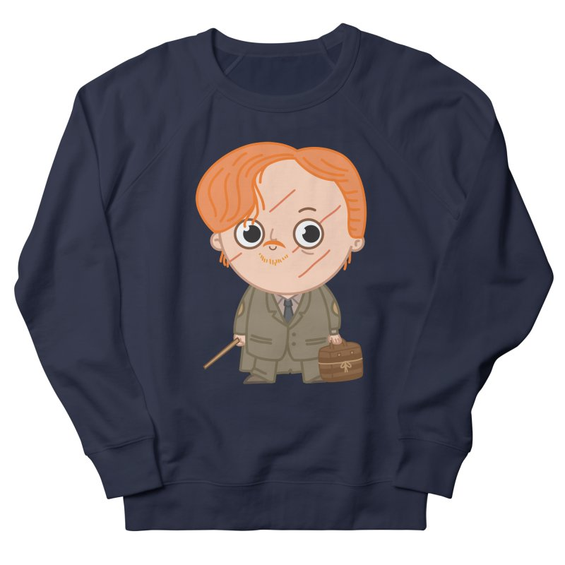Proffessor Lupin Women's French Terry Sweatshirt by Pepe Rodríguez