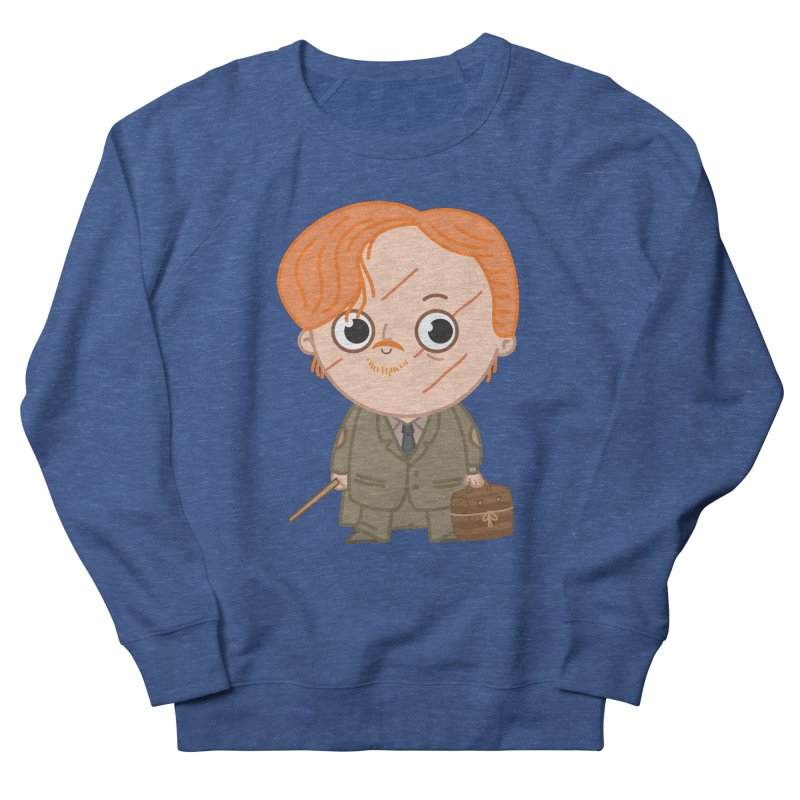 Proffessor Lupin Men's French Terry Sweatshirt by Pepe Rodríguez