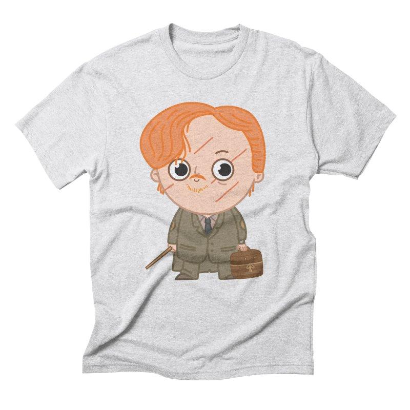 Proffessor Lupin Men's Triblend T-Shirt by Pepe Rodríguez