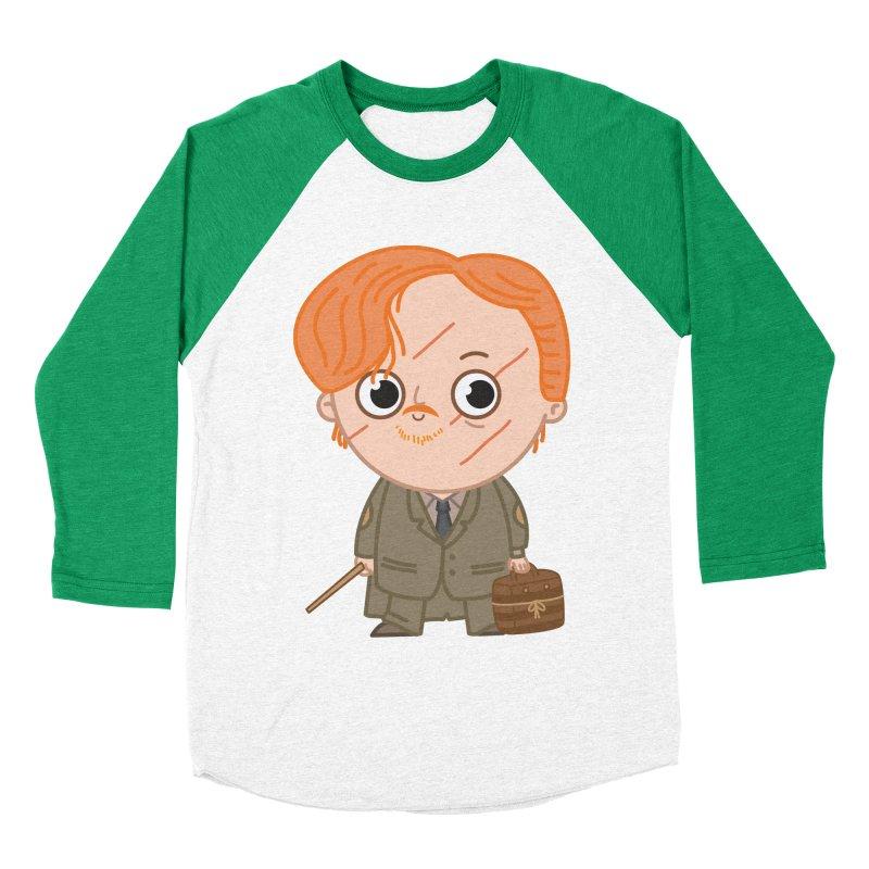 Proffessor Lupin Women's Baseball Triblend Longsleeve T-Shirt by Pepe Rodríguez